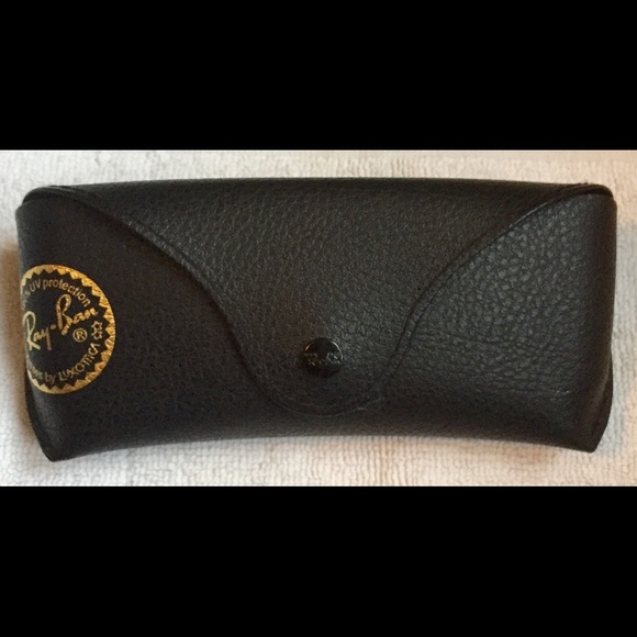 Ray-Ban Other - Genuine Black Ray Ban Sunglass Case